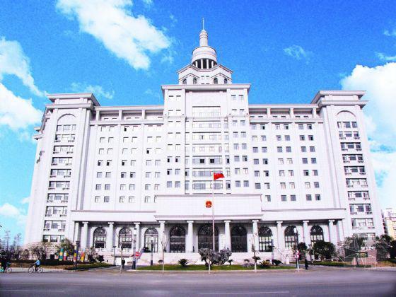 武汉市中级人民法院照明改造