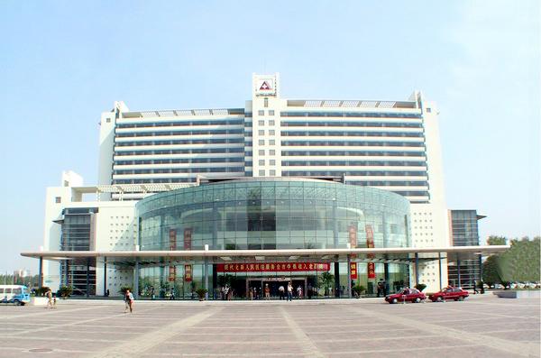 天津市人民醫院照明改造